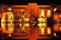 Luxus Resort Hotel Amanjena , Marakesh , Marokko , Afrika