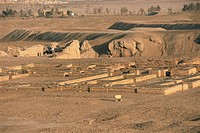 Royal tombs, Ur, Iraq, Middle East