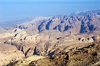 Rajef Valley, Jordan, Middle East