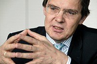 Dr. Siegfried Jaschinski, chairman of the board of the regional bank Baden_Wuerttemberg, LBBW.