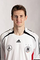 Portrait Miroslav KLOSE, National Football Team Germany