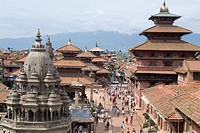 Durbar Square, Patan, Nepal, Asia
