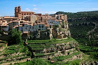 Villarluengo. Maestrazgo, Teruel province, Aragon, Spain