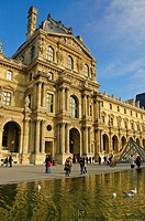 Louvre Museum, Paris. France