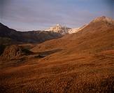 The Miners Track, Snowdon National Park, Gwynedd, North Wales, Wales, United Kingdom, Europe