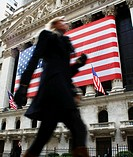 New York, Wall Street, Stock Exchange