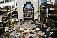 Hollywood Highland Entertainment Center, Hollywood, Los Angeles, California, United States of America, North America