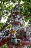 Wat Ko Sirey, Phuket, Thailand, Southeast Asia, Asia