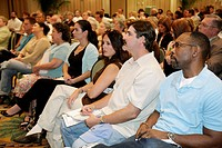 Florida, Miami Beach, Special Town Hall Meeting, Condominium Foreclosure Reforms, residents, owners, real estate bubble, economy, Hispanic, Black, man...