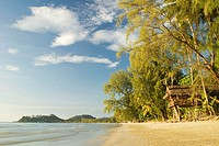 Koh Chang beaches are still preserved and well famous for a vacation