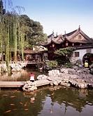 Yuyuan Gardens Yu Gardens, Yuyuan Shangsha, Shanghai, China, Asia