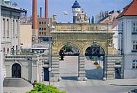 Prazdroj Urquell Brewery, Plzen, Czech Republic, Europe