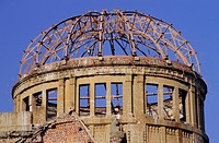 Atomic Dome Memorial, Hiroshima, Japan, Asia