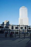 World Trade Center Site Memorial, Manhattan, New York City, New York, United States of America, North America
