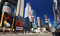 Times Square, Manhattan, New York City, USA