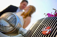 Buick Car wedding details