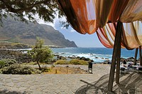 View of Punta Teno in Tenerife