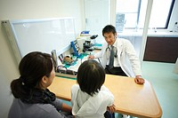 Medical examination by interview