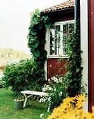 Kopia FOTO: Ulrika Ekblom COPYRIGHT BILDHUSET, House With Garden