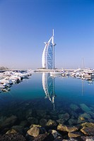 Burj Al Arab Hotel, Dubai, United Arab Emirates, Middle East