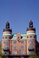 LO_Borgen, Stockholm, Stockholm,Trade Union Confederation Building