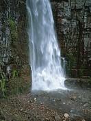 Njupeskär, Sveriges högsta vattenfall, Sweden´s highest waterfall, Njupeskär