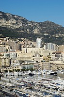Monte Carlo, Principality of Monaco, Cote d´Azur, Mediterranean, Europe