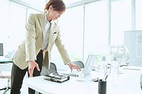 The Japanese Man Who Works In The Office
