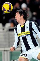 paolo de ceglie ,torino 14_12_2008 ,serie a football championship 2008_2009 ,juventus_milan 4_2,photo giuliano marchisciano/markanews