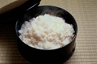 Cooked Rice In Pot (thumbnail)