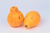 Two Papayas