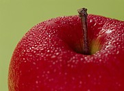 An Apple And Waterdrop