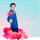 Heart, event, lover, rose, boy, imagediary (thumbnail)