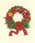 Christmas Wreath (thumbnail)