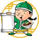noodle, chinese, holding, food, chinese restaurant, business