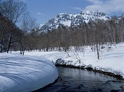 Mt. Togakushi In Winter