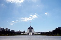 Arch of Chiang Kai-Shek Memorial Hall, Taiwan (thumbnail)