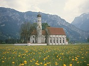The Church In A Dandelion Field