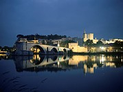 The Avignon Bridge