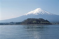 Lake Kawaguchi And Mt. Fuji (thumbnail)