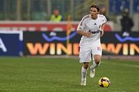 marek jankulovski ,roma 11_01_2009 ,campionato di calcio serie a 2008_2009,roma_milan 2_2 ,photo damiano fiorentini/markanews