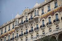 Hotel Hermitage, Monte Carlo, Monaco, Europe
