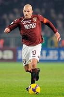 alessandro rosina,torino 2009 ,serie a football championship 2008_2009 ,torino_reggina