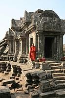 10852687, Cambodia, Prasat Preah Vihear, temple, K