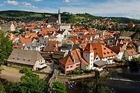 10855325, historical, Old Town, Cesky Krumlov, Kru