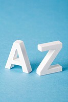 Letters A and Z (thumbnail)
