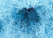 Hole In Ice Sheet (thumbnail)