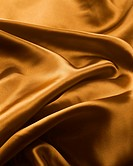 Copper Colored Silk