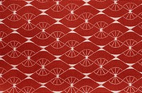 Geometric Patterns On Cloth