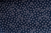 Floral Patterns On Fabric